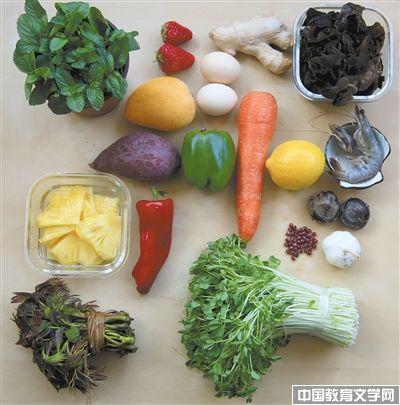 青(绿)色蔬菜_蔬菜-饮食-健康