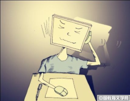 书写传统-电脑